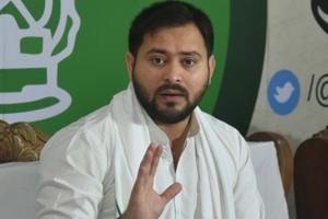 Will Tejashwi Yadav team up with Nitish Kumar post-polls? He answers