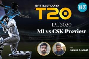 RR vs SRH Review and MI vs CSK Preview on Battleground T20