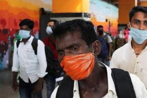 Surgical, N-95 masks can reduce Covid-19 cough-cloud by 7, 23 times: IIT-Bombay study