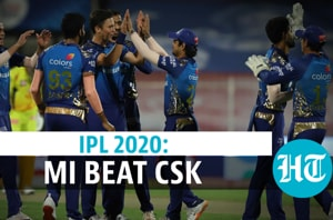 IPL 2020: Mumbai Indians beat Chennai Super Kings by 10 wickets