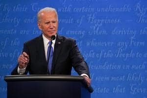 Joe Biden pledges free Covid vaccine for 'everyone' in US if elected