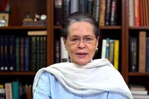 'No place for arrogance, breaking of promises in a ruler's life': Sonia Gandhi's Dussehra message