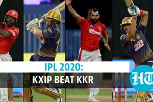 IPL 2020, KKR vs KXIP: Kings XI Punjab beat Kolkata Knight Riders by 8 ...
