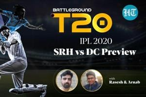 KKR vs KXIP Review and SRH vs DC Preview on Battleground T20