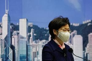 Carrie Lam to visit Beijing to discuss plans to revive Hong Kong's economy