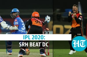 IPL 2020: Sunrisers Hyderabad beat Delhi Capitals by 88 runs