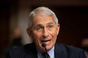 First US Covid-19 vaccines could ship late Dec or early Jan: Anthony Fauci