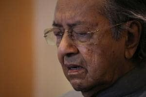 Muslims have right to kill French:Malaysia's former PM Mahathir Mohamad