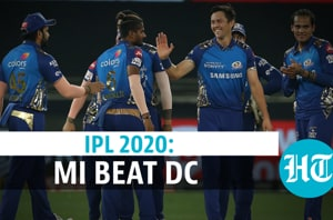 IPL 2020 Qualifier 1: Mumbai Indians beat Delhi Capitals to reach final