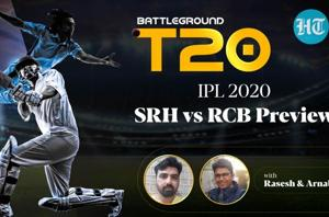 IPL 2020: Eliminator - SRH vs RCB Preview on Battleground T20