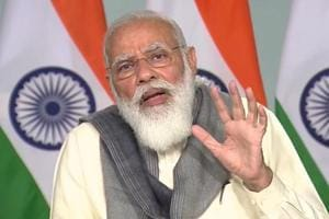 Start working on cold storage facilities for Covid vaccine: PM Modi to CMs