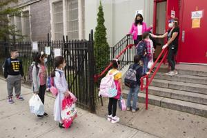 Covid-19 in US: Schools struggle to stay open as quarantines sideline staff