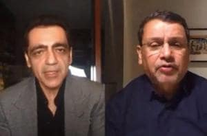 HTLS 2020: Ajay Bijli and Uday Shankar discussed business of cinema at the virtual summit.