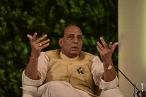 """Defence minister Rajnath Singh on Thursday said a set of laws enacted recently to liberalise the farm sector would """"greatly benefit"""" the farming community and he was ready to discuss all outstanding issues"""