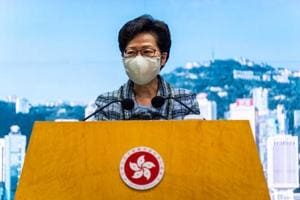 How US forced Hong Kong chief executive to keep 'piles of cash' at home