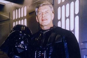 Dave Prowse, actor behind Darth Vader's mask, dies at 85