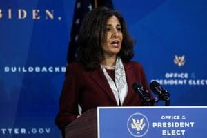 Neera Tanden has shown bad judgment in the past, says Republican Nikki Haley