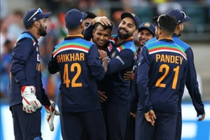 It was a surreal experience to represent India: Natarajan