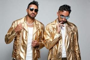 American musician duo of Indian origin Twinjabi recently released their bilingual song Desi Dons.