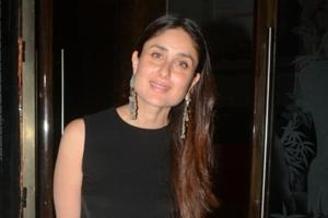 Kareena Kapoor's little black dress is not at all what you were...