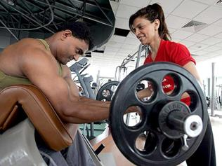 The Fitness Drive