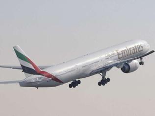Etihad-Emirates near-miss