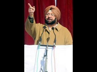 Captain's entry alters Punjab pollscape