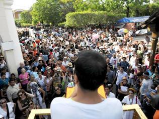 EC special: SVEEP mushairas, Holi for voters