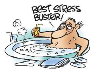 Netas go for spa, massage