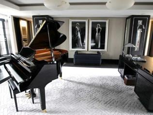 Pianist Kimball Gallagher plays music for a cause
