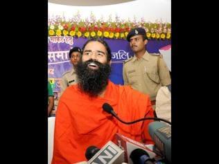 'Acche din' begin for Ramdev: RSS to hold convention in yoga guru's Haridwar ashram
