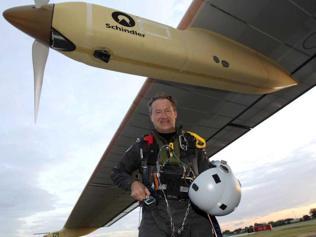 Solar Impulse 2 prepares for