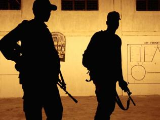 Poll-bound Chhattisgarh covered in security blanket
