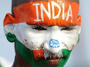 In pics: India in celebratory mode after win, TVs smashed in Pak
