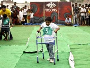 Bhopal has highest number of disabled people, Indore second