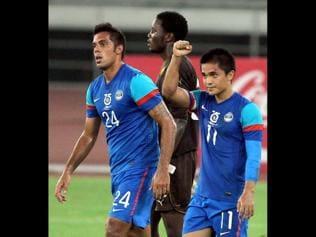 Germany willing to help AIFF