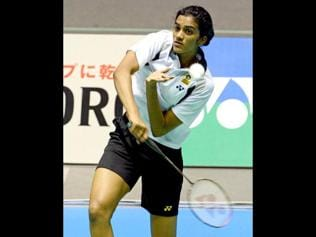 Maiden GP Gold title for Sindhu