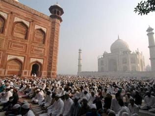 For all to see: India