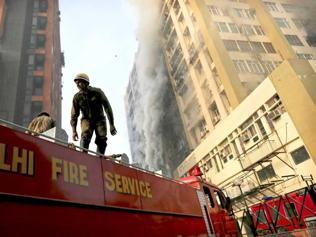 Delhi firemen to spend Diwali in the line of duty