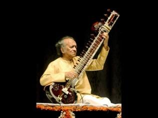 A Brazilian who owes her love for Indian music to Ravi Shankar