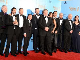Footnotes and odd fun at the Golden Globes