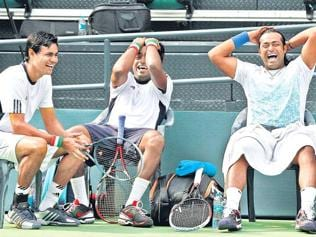 The win is a culmination of two years' hard work, says Paes
