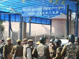 Tihar has just two psychologists to hear out 14,800 inmates