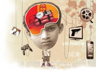 Under the shadow of crimes, UP's children live in a dystopia