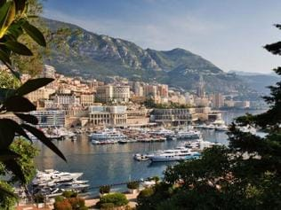 Michelin stars, modern ideas and Monaco