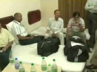 Ranchi - police seize cash ahead of civic polls