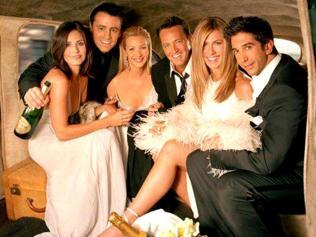 F.R.I.E.N.D.S anniversary: We were all part of the cool gang, 20 years ago