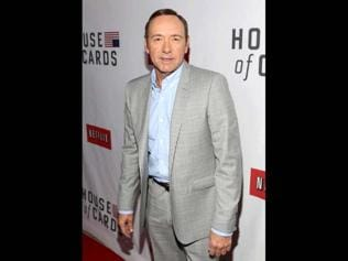 I am not playing James Bond villain, says Kevin Spacey