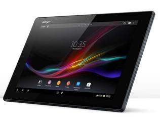 Sony Xperia Tablet Z stays ahead of the game