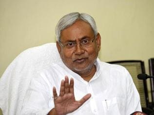 Nitish meets governor, says alliance with BJP is over: TV reports